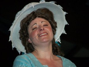Julie Singing In Hello Dolly