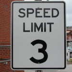 Speed Limit 3